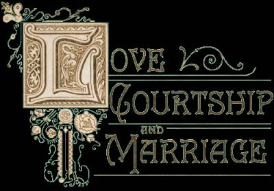 Love courtship and marriage teachings of the prophet